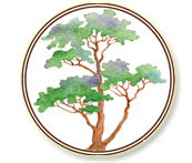 Madrone Hospice Tree Logo